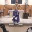 Homilia do Pe. Julio na missa de cinzas