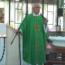 Convite para a missa de 7º dia do catador assassinado pela Polícia