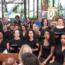 Coro Luther King na missa do 3º Domingo do Advento