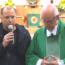 """""""O padre Julio pra nós é exemplo"""""""