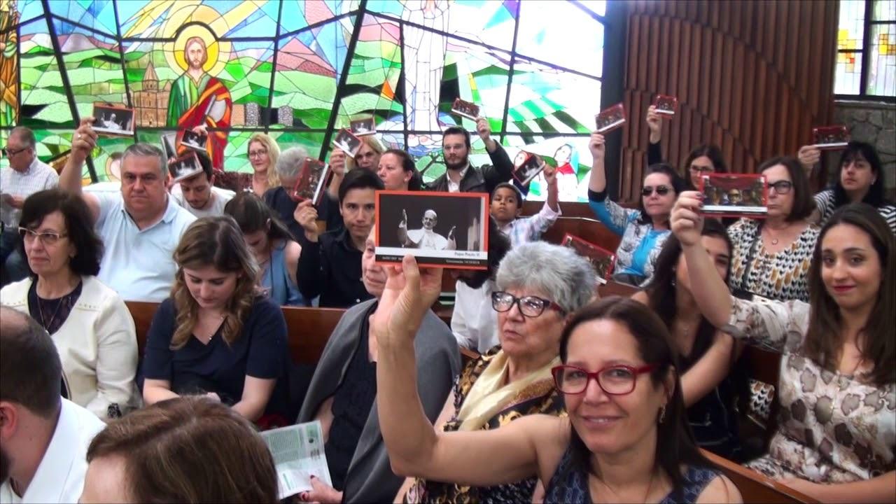 São Paulo VI e São Oscar Romero, novos santos da Igreja