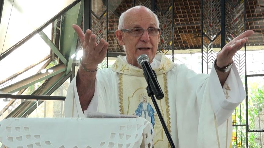 Homilia do Pe. Julio na Assunção de Nossa Senhora – 18/08/2019