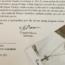 Carta do Vaticano em apoio ao Pe. Julio