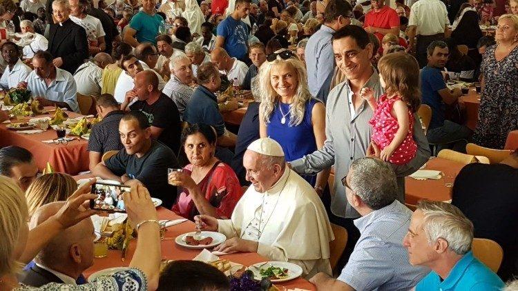 Mensagem do Papa Francisco para o 2º Dia Mundial dos Pobres (18/11/2018)