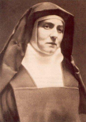Santa Edith Stein (Tereza Benedita da Cruz)