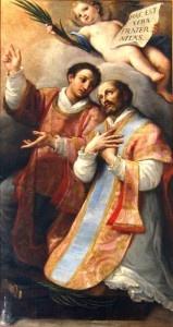 Santos Faustino e Jovita