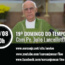 Missa do 19º Domingo do Tempo Comum – 09/08/2020