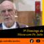 AO VIVO: Missa do 5º Domingo da Quaresma – 29/03/2020