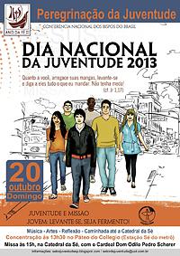Dia Nacional da Juventude 2013