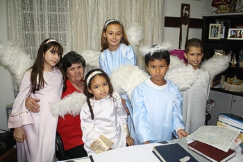 Coroação de Nossa Senhora 2009