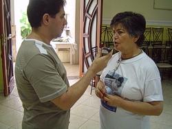 Entrevista com Ir. Iracema
