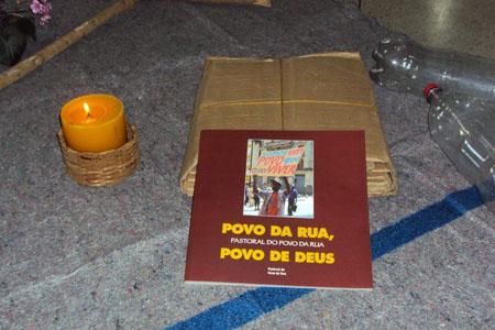 Lançamento do livro Povo da Rua, Povo de Deus