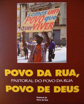 Livro Povo da Rua Povo de Deus