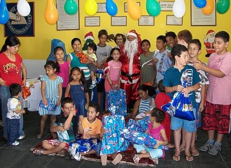 Natal da Pastoral da Criança 2009 - Comunidade São Miguel Arcanjo