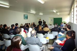 Reunião da Pastoral da Comunicação