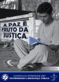A paz é fruto da justiça